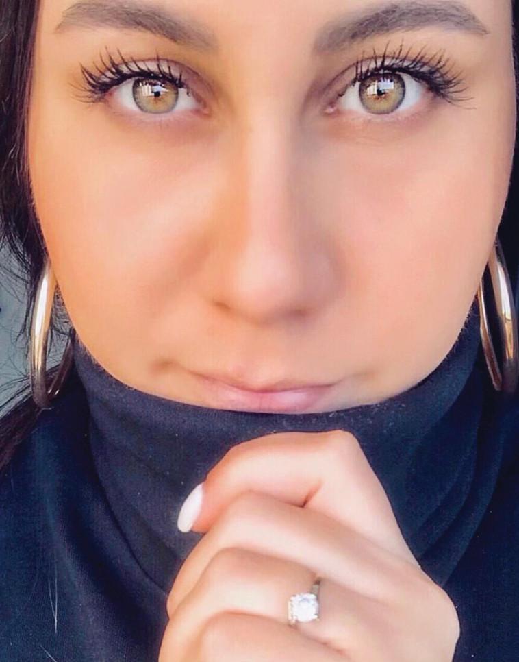 מאור כהן, בתו של חלל צה''ל (צילום: צילום פרטי)
