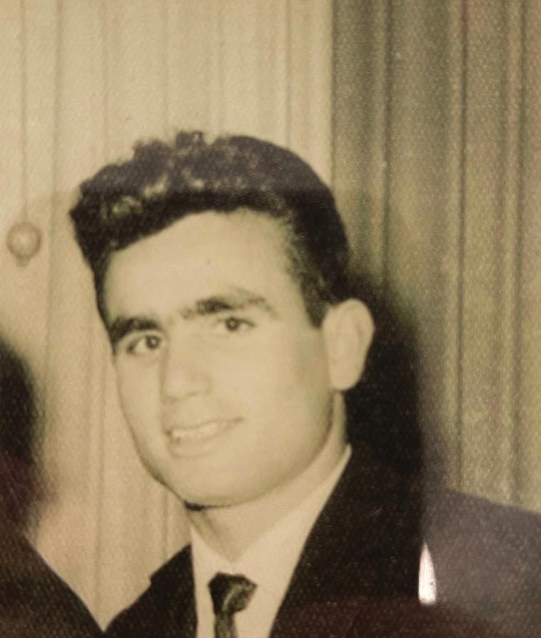 סמל דני רזינסקי ז''ל נפל ב־8 באוקטובר 1973 (צילום: צילום פרטי)