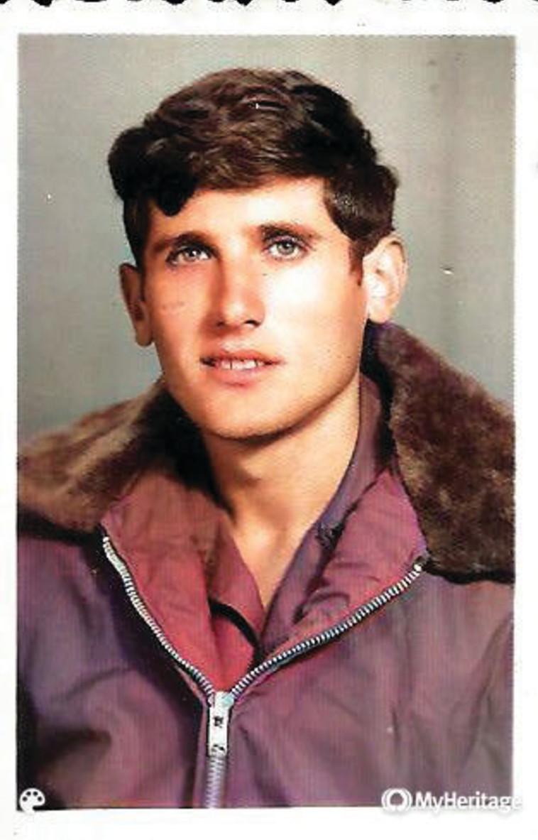 סגן שמואל בוטנרו ז''ל נהרג בשלהי מלחמת יום הכיפורים בחזית הסורית ב־4 בפברואר 1974 (צילום: באדיבות המשפחה)