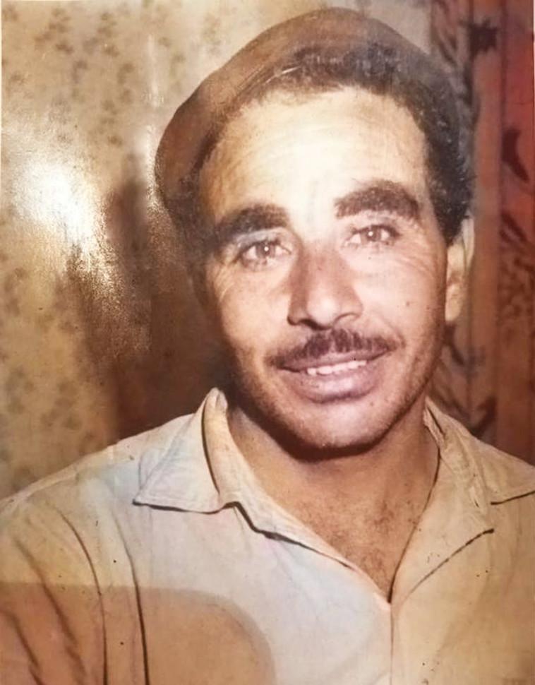 רב''ט ג'מיל (קפח) סלם ז''ל נהרג בקרבות הבלימה בסיני במלחמת יום הכיפורים ב־17 באוקטובר 1973 (צילום: באדיבות המשפחה)