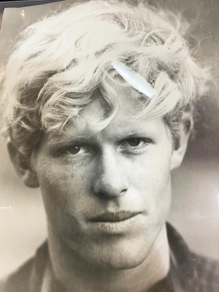 טוראי יוסף (יוסי) שטרן ז''ל נפטר ב־13 באוקטובר 1968 (צילום: באדיבות המשפחה)