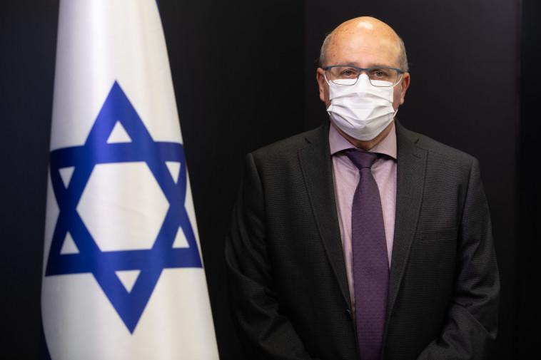 פרופ' חזי לוי (צילום: יוסי אלוני)