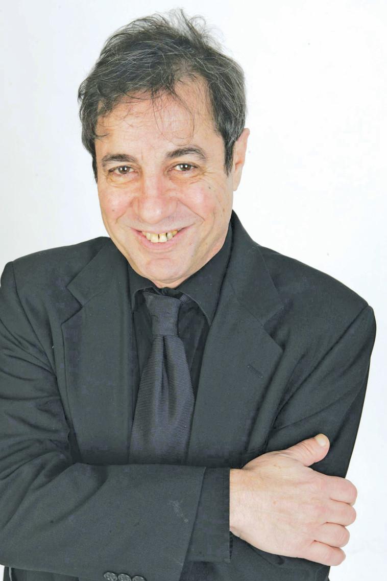 יהונתן גפן (צילום: אריק סולטן)