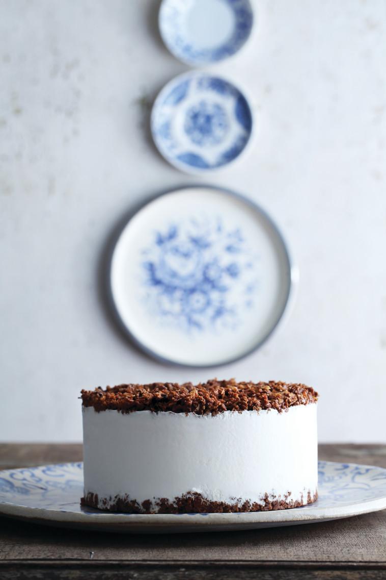 עוגת קקולידה של אפרת ליבפרוינד (צילום: רונן מנגן)