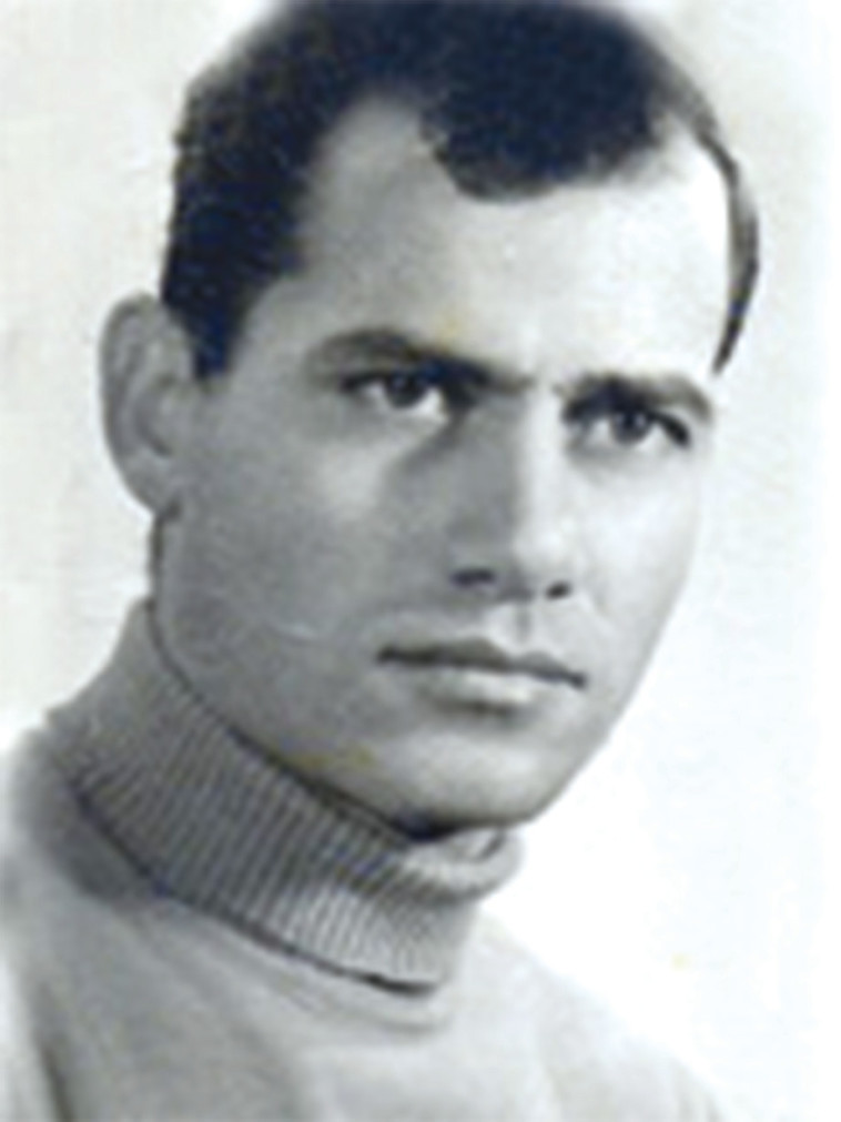 ברוך כהן ז''ל (צילום: אתר יזכור,המרכז למורשת המודיעין)