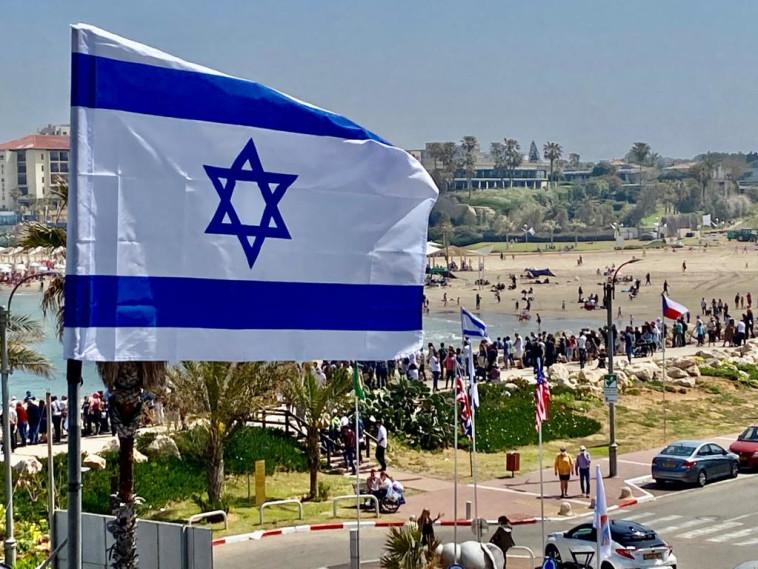 יום העצמאות ה-73 למדינת ישראל (צילום: אבשלום ששוני)