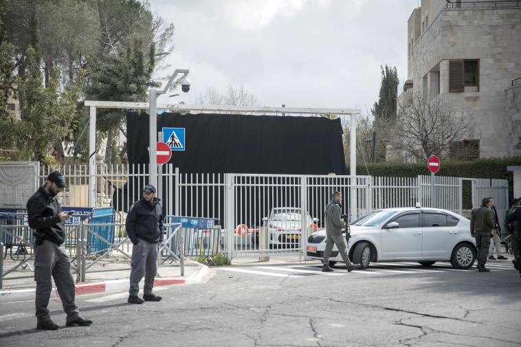 בית ראש הממשלה בירושלים (צילום: הדס פרוש, פלאש 90)
