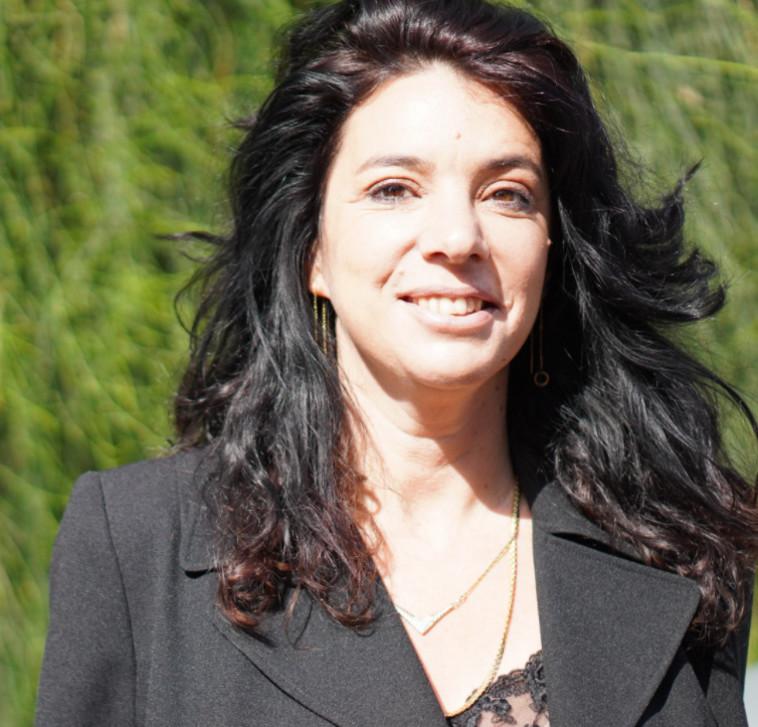 ענבל רון, מנכ''לית רשת דרור בתי חינוך (צילום: סוניה גרשפט)