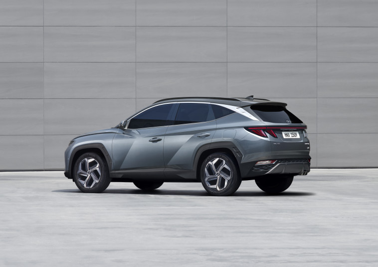 Hyundai Tucson (Foto: Cortesía del fabricante)