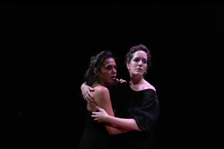 המחזה ''מתחילים'' שעיבדה וביימה אלמה דישי (צילום: דן בן ארי)