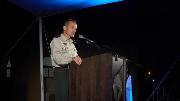 מפקד פיקוד הצפון אלוף אמיר ברעם (צילום: דובר צה''ל)