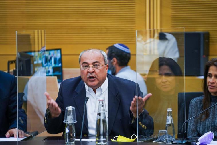 טיבי בדיון הוועדה המסדרת  (צילום: דוברות הכנסת, נועם מושקוביץ)