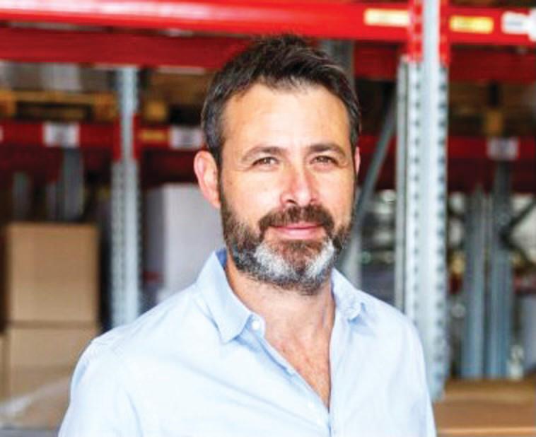אריק בנאדו, סמנכ''ל שיווק ומכירות בשיאון מדיקל (צילום: יחצ)
