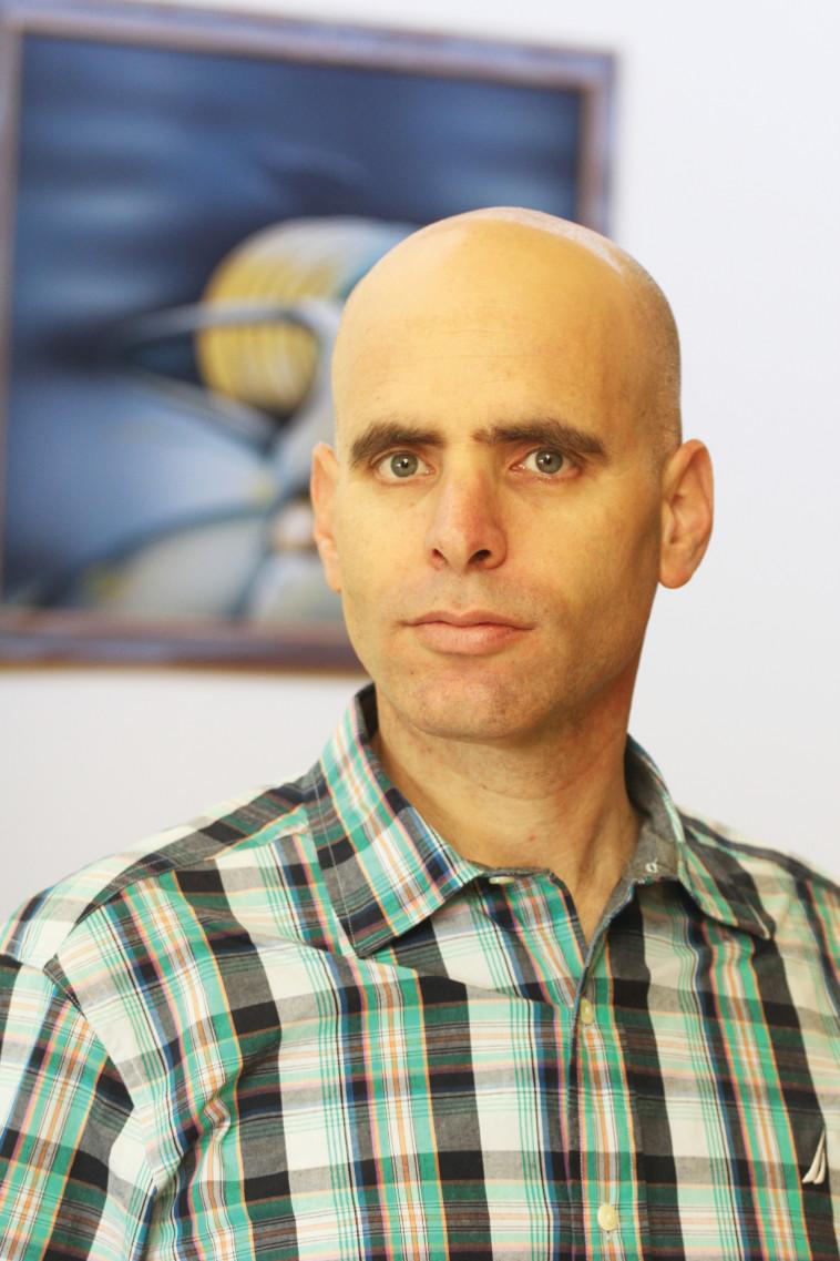 חנן חובב סמנכ''ל שיווק CWT (צילום: יחצ)