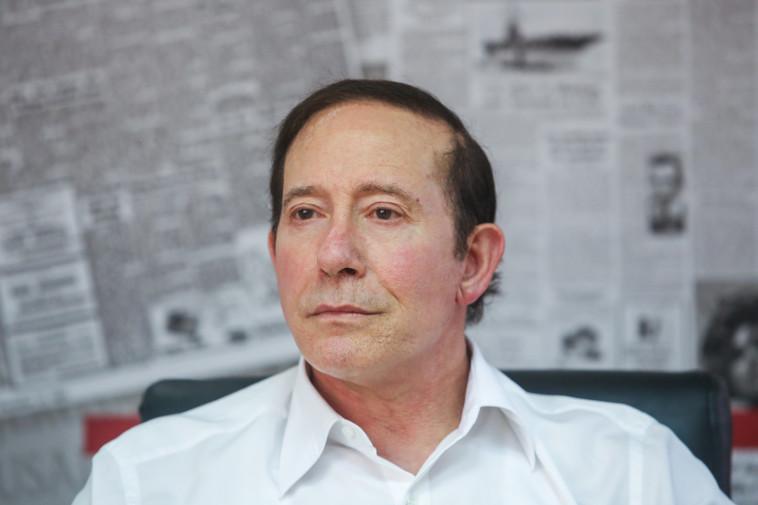 אדם מילשטיין, איש העסקים הישראלי שחי בארה''ב (צילום: מרק ישראל סלם)