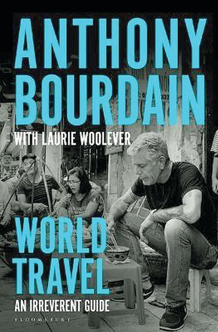 ''world travel'' של אנתוני בורדיין (צילום: ללא)