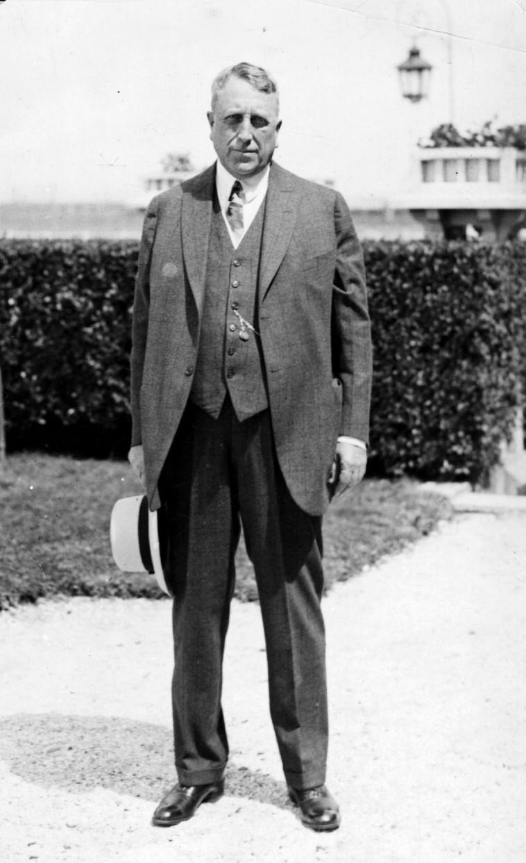ויליאם רנדולף הרסט  (צילום: Getty images)