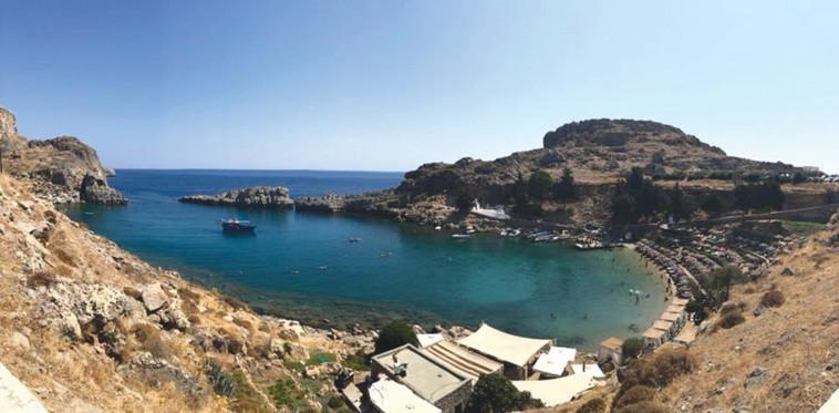 לינדוס, יוון  (צילום: באדיבות יח''צ גוליבר)