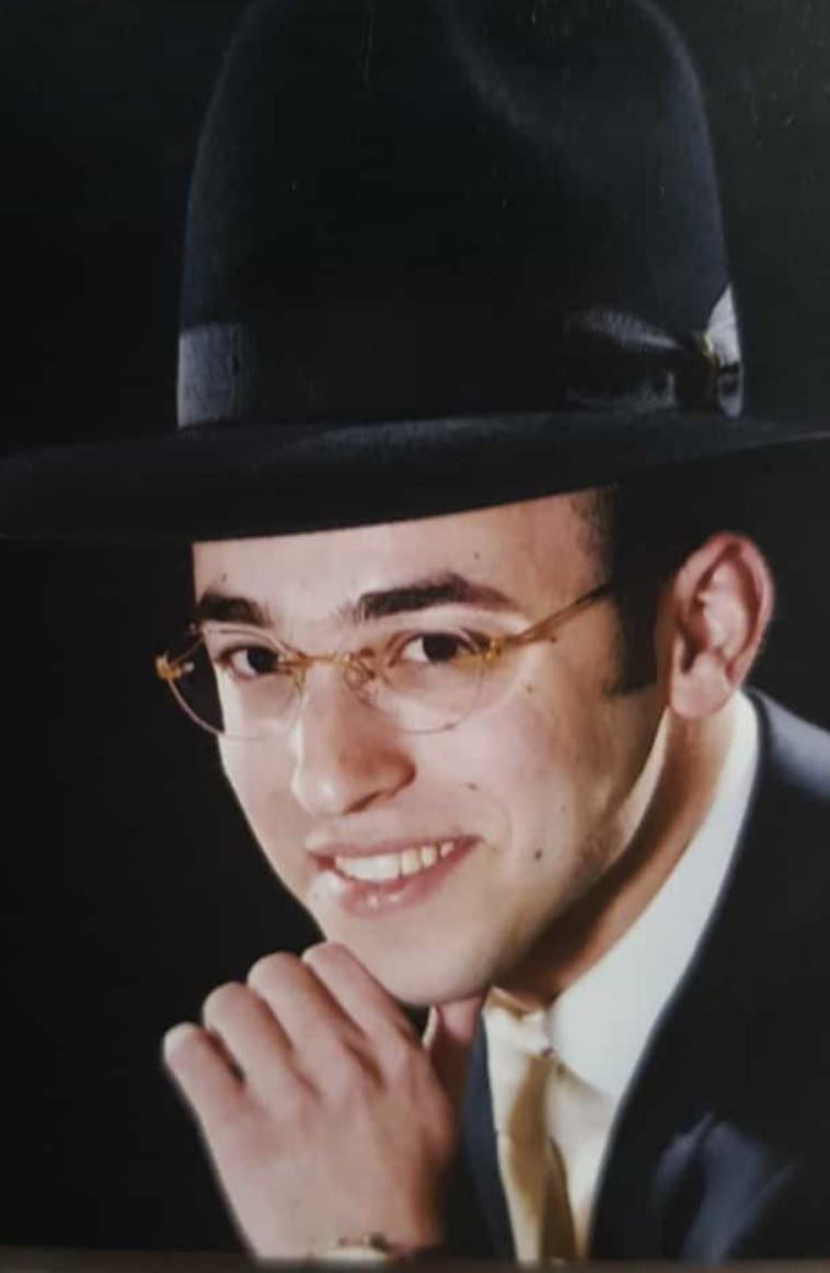 מנחם זקבך ז''ל, נהרג באסון מירון (צילום: באדיבות המשפחה)