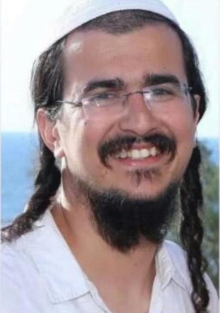 יונתן חברוני ז''ל, נהרג באסון מירון (צילום: באדיבות המשפחה)