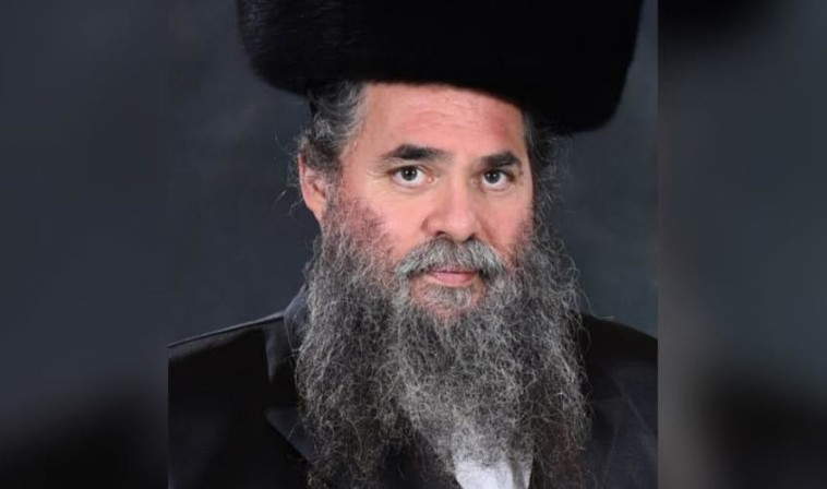 הרב חנוך סולד ז''ל, נהרג באסון מירון (צילום: באדיבות המשפחה)