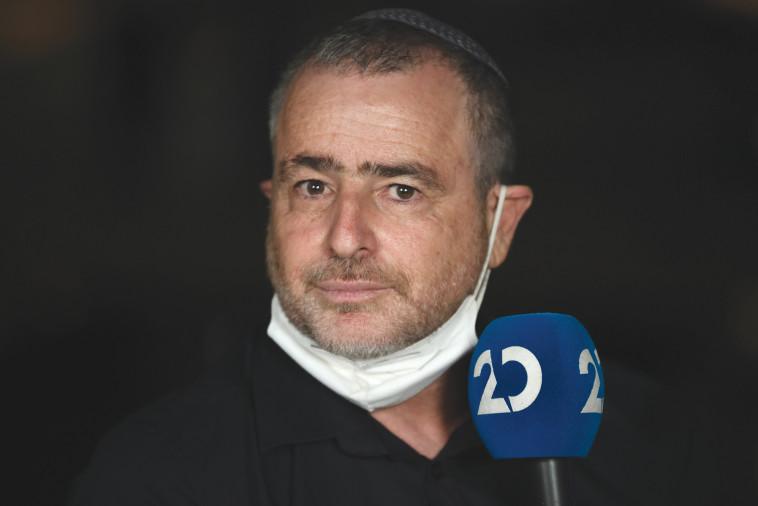 שמעון ריקלין (צילום: גילי יערי, פלאש 90)