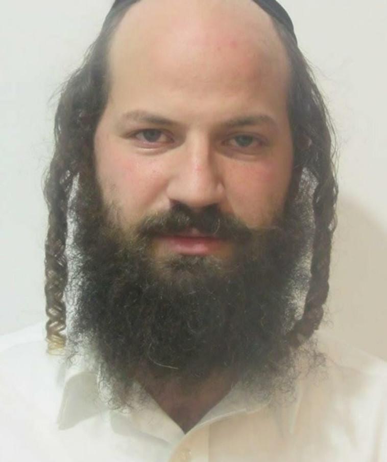 יהודה לייב רובין ז''ל, נהרג באסון מירון (צילום: באדיבות המשפחה)