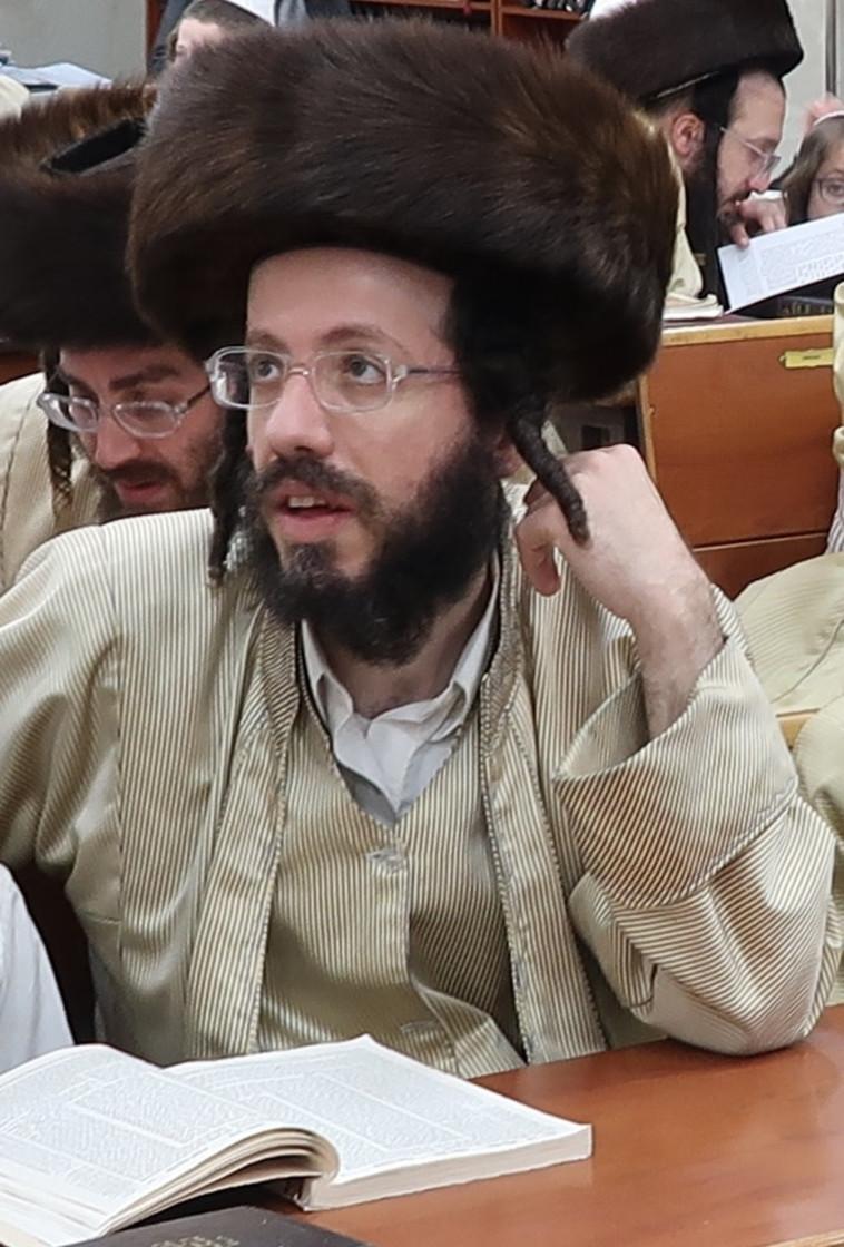 דוד קרויס ז''ל, נהרג באסון מירון (צילום: באדיבות המשפחה)