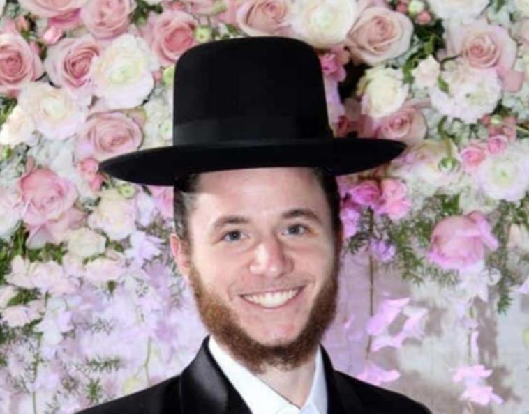 מנחם קנובלביץ' ז''ל, בין ההרוגים באסון מירון (צילום: באדיבות המשפחה)