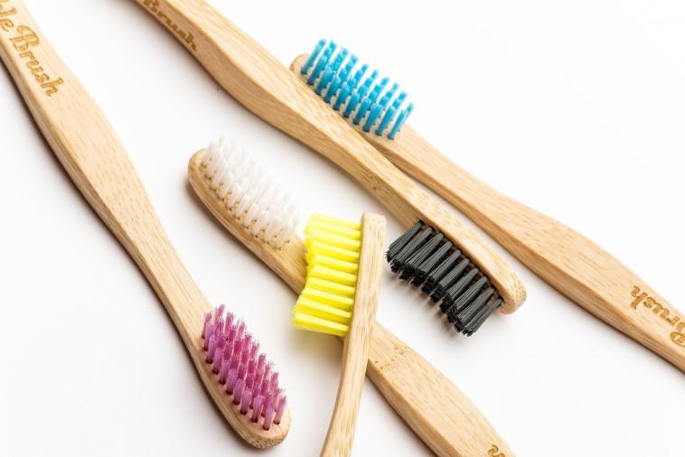 Organiczon Humble brush bamboo toothbrush (Photo: PR abroad)