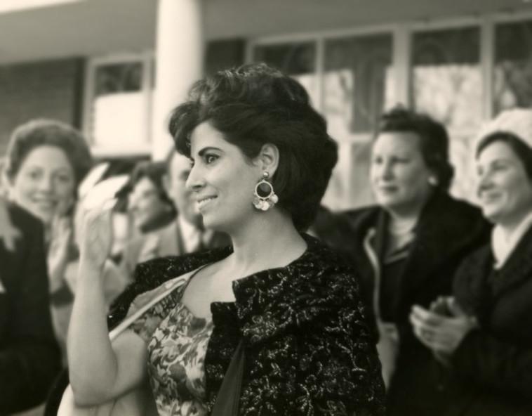 שושנה דמארי, מתוך ''המלכה שושנה'' (צילום: מתוך הסרט)