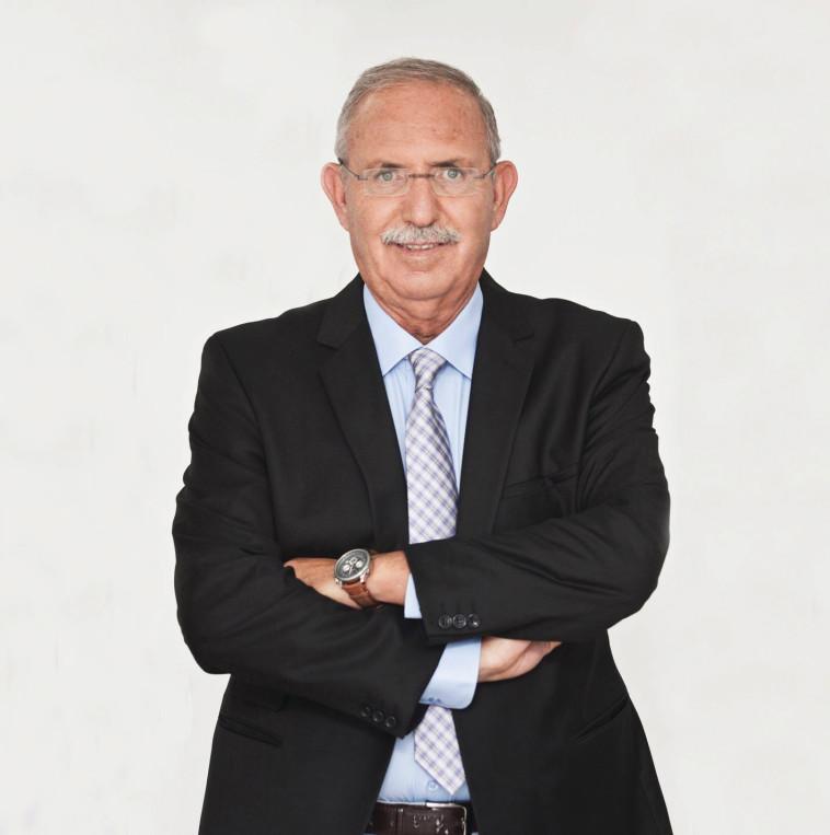 ניצב בדימוס יעקב בורובסקי, כיהן כמפקד מחוז צפון ב־2001־2004 (צילום: יחצ)