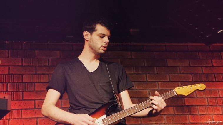 המפיק המוזיקלי תמיר גורדין (צילום: מאשה זיצר)