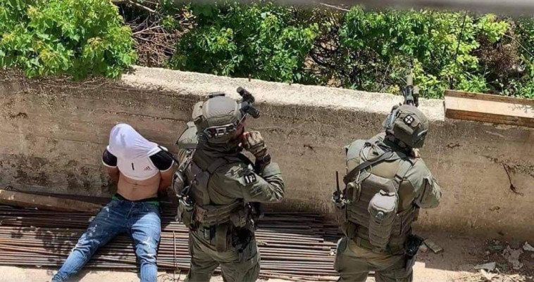 המעצרים נמשכים (צילום: רשתות ערביות)