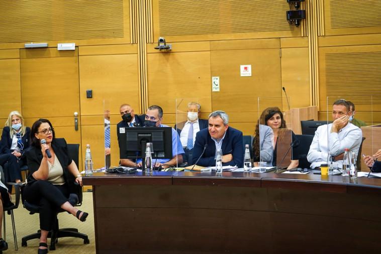 הדיון בוועדה המסדרת (צילום: דוברות הכנסת, נועם מושקוביץ)