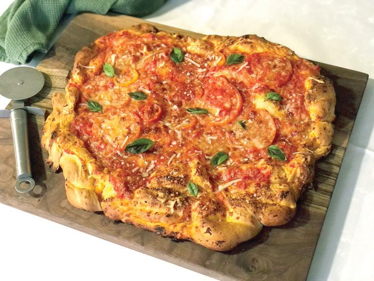 מארז להכנת פיצה של EATBOX (צילום: פסקל פרץ-רובין)
