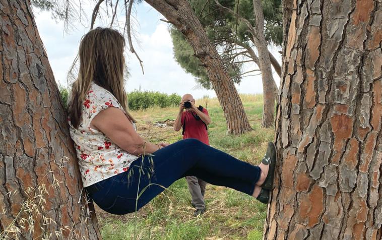 סדנת צילום אצל ''אלדד מאסטרו'' (צילום: מיטל שרעבי)