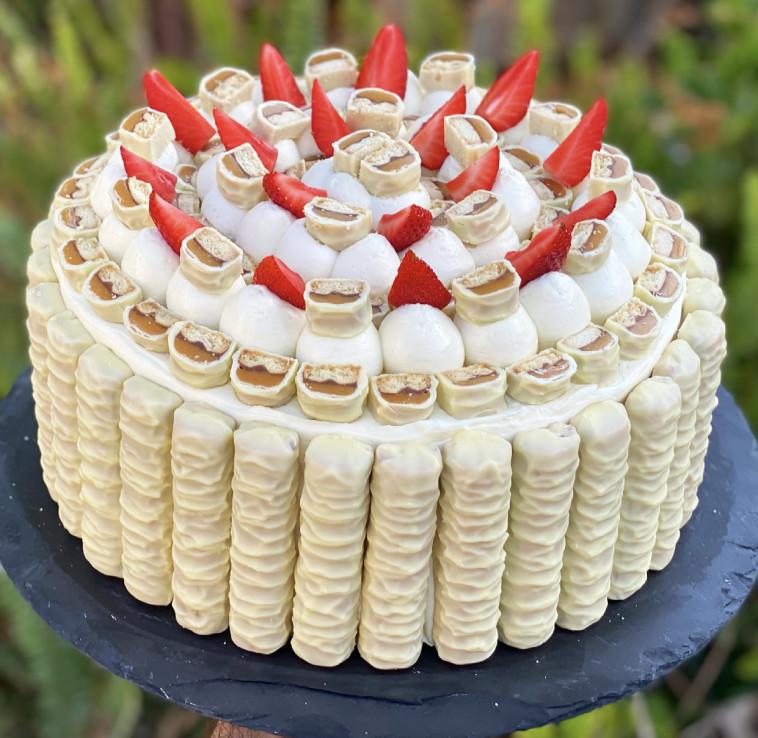 חגיגת גבינה ושוקולד הלבן  (צילום: תומר אומנסקי)
