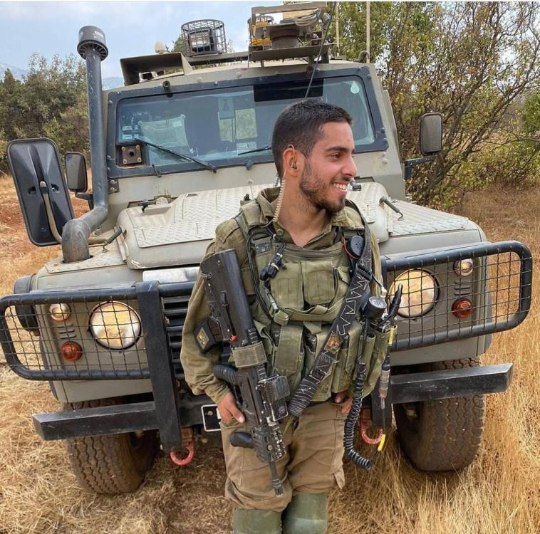 סמ''ר עומר טביב (צילום: באדיבות המשפחה)