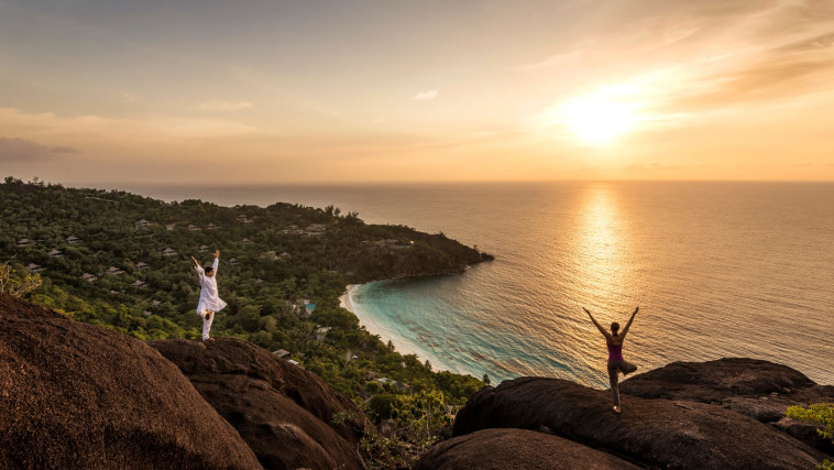 Meditation in the Gulf (Photo: PR)