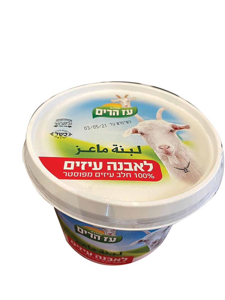 גבינת לאבנה (צילום: אליאס מטר)