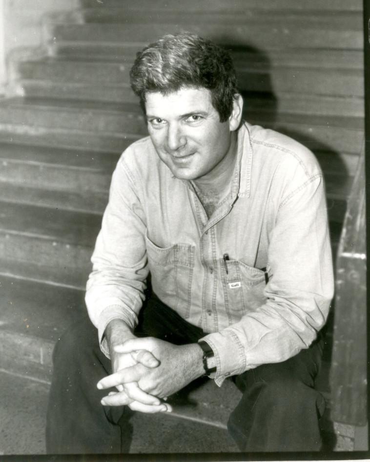 זאב רז, 1991 (צילום: פלאש 90)