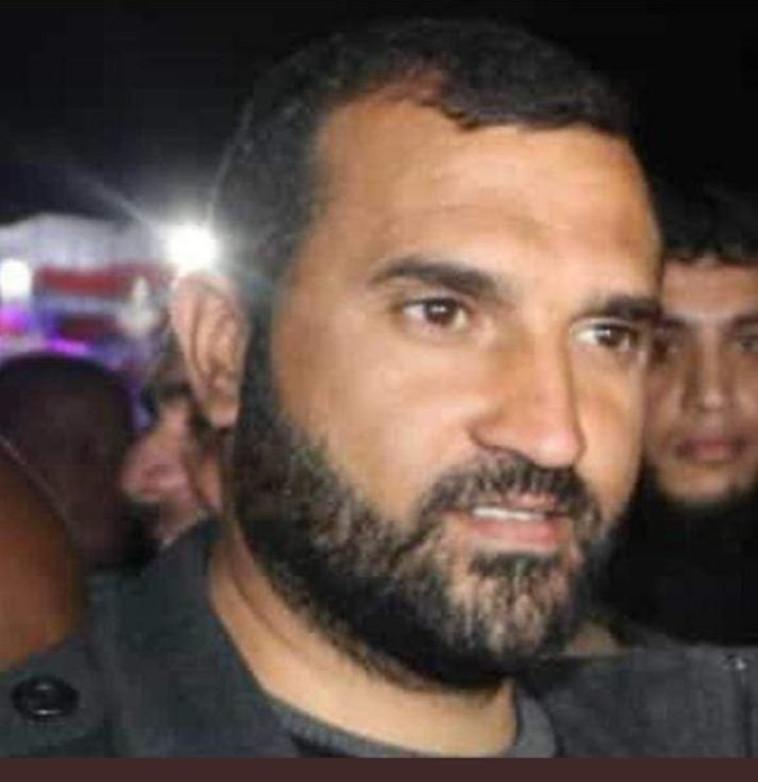 חוסאם אבו הרביד שחוסל בעזה (צילום: רשתות ערביות)