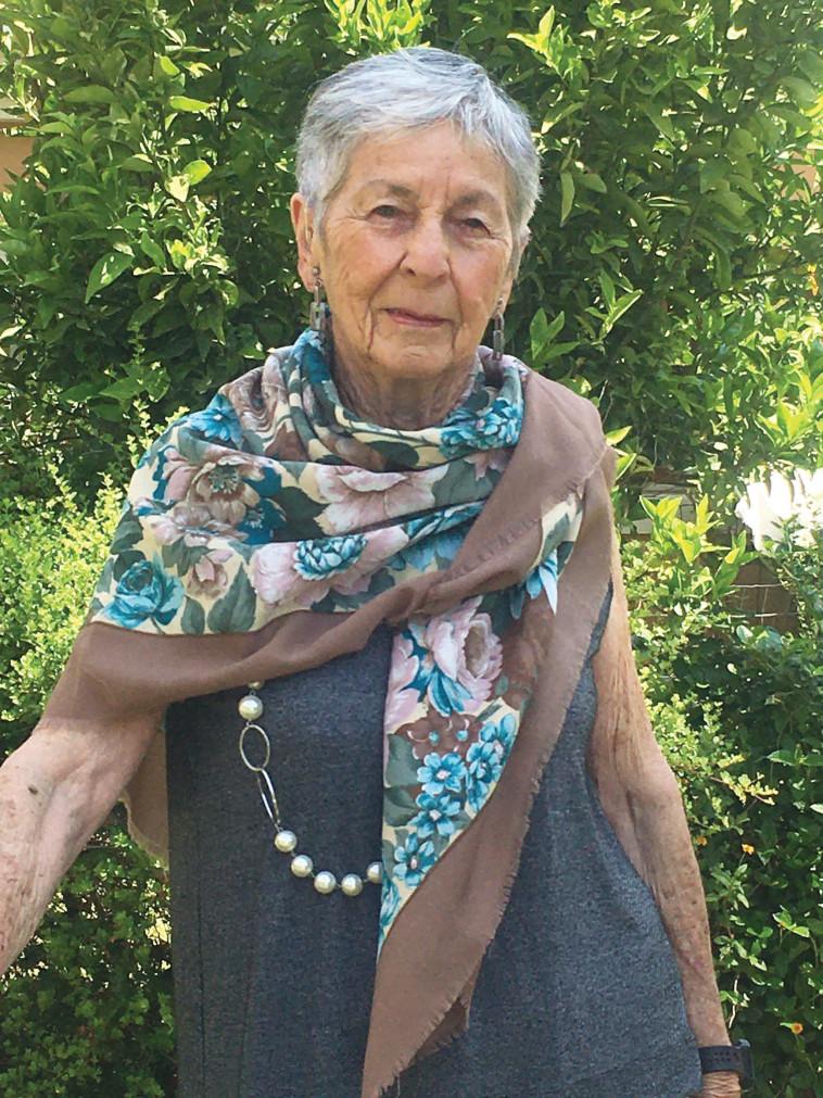 רינה קלמן (צילום: רותי שנהר)