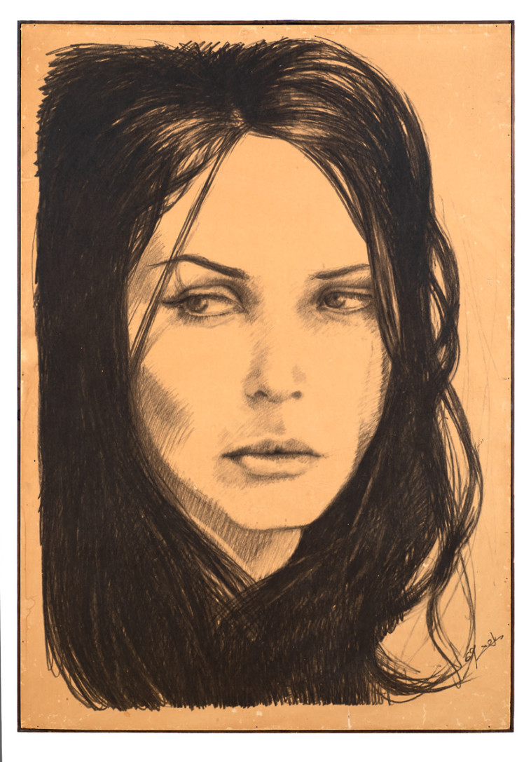 ציור של יורם לוקוב (צילום: ציור: יורם לוקוב)