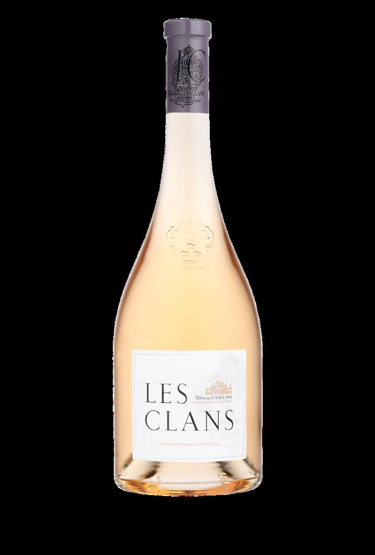שאטו ד'אקסלנס רוזה Les Clans (צילום: יח''צ)