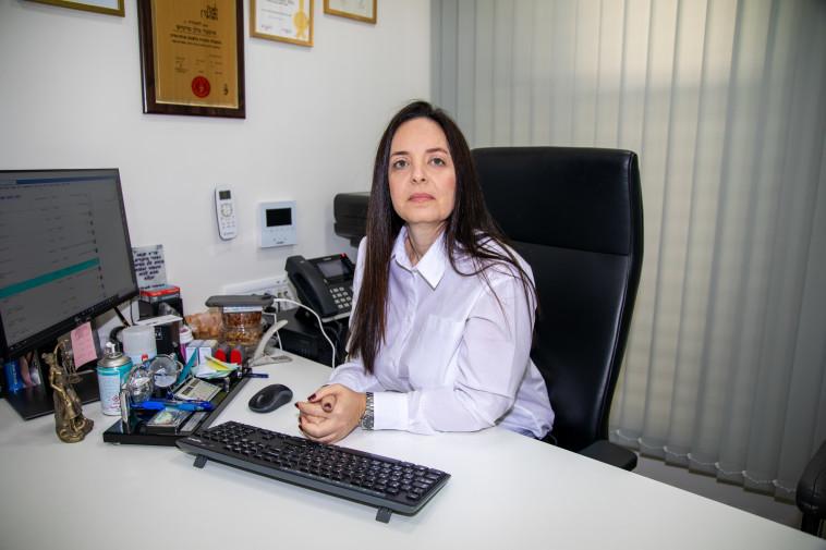 עו''ד אימבר גולן פרטוש (צילום: פרטי)