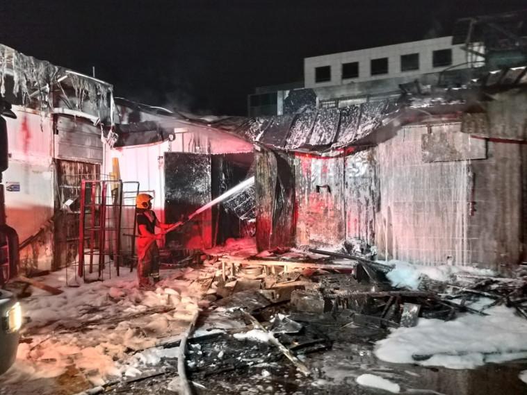 El negocio de Eli Bonder destruido en disturbios (Foto: Privada)