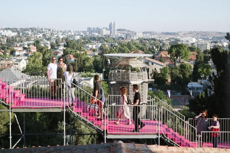שבוע העיצוב בירושלים (צילום: דור קדמי)