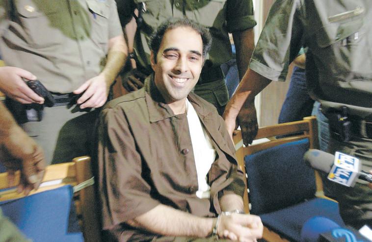 רוצח ראש הממשלה יצחק רבין, יגאל עמיר (צילום: אריק סולטן)